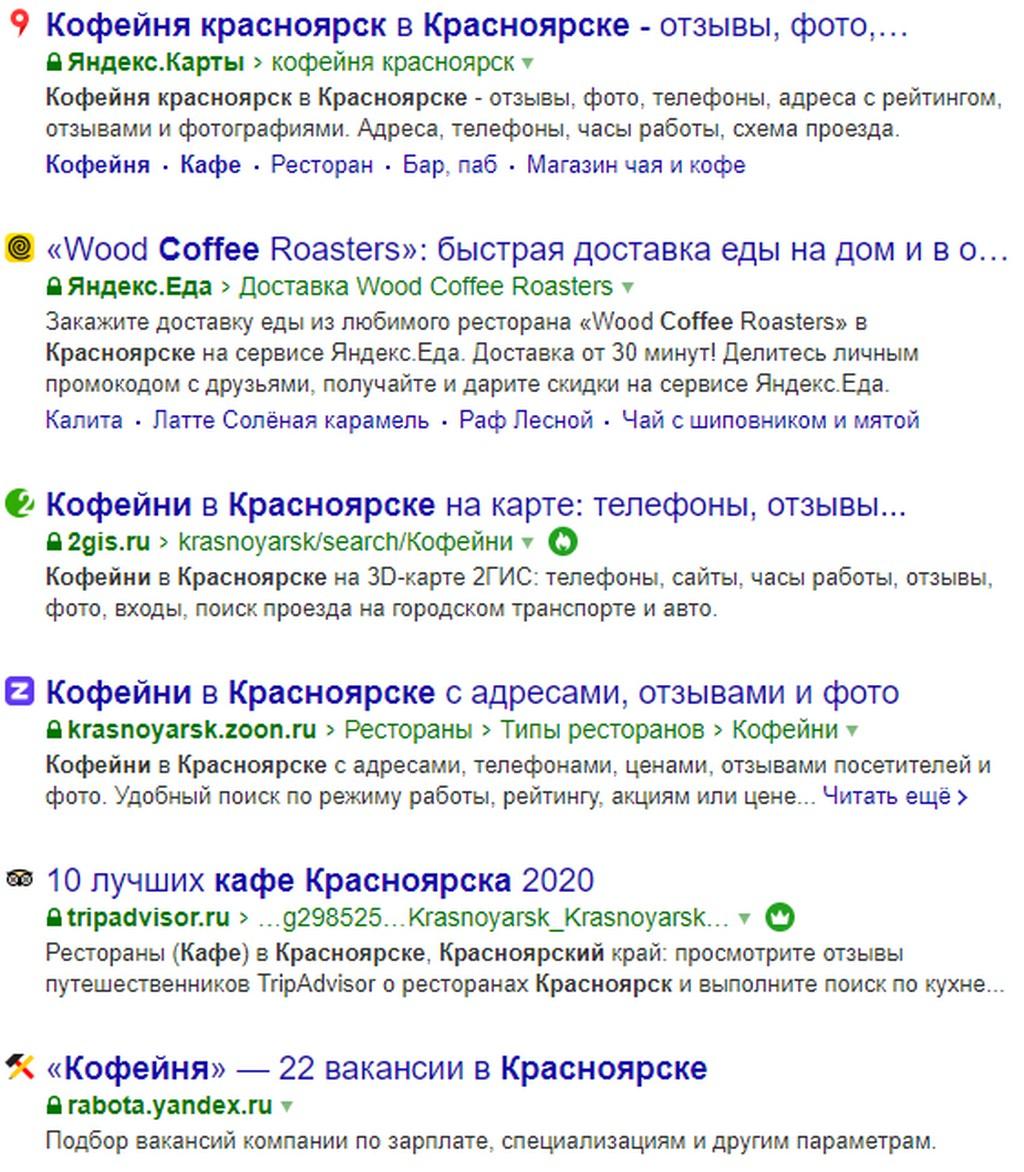 Что такое фавиконка сайта